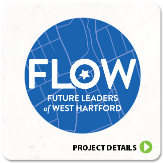 flow future leaders of west hartford Logo