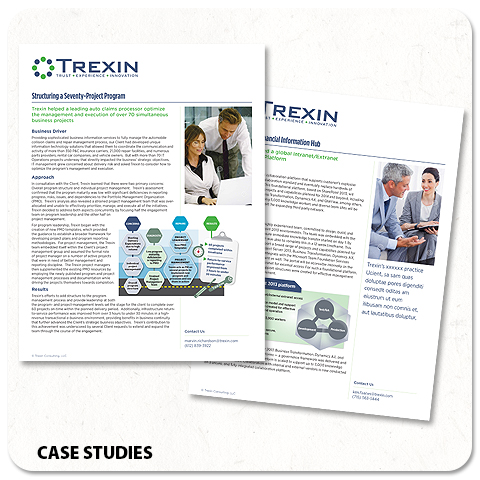 Trexin Case Study